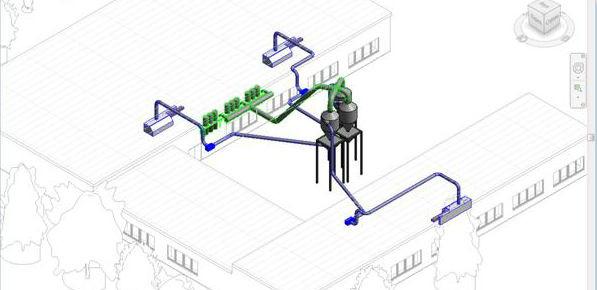 Применение информационных моделей для расчета теплопотерь и теплопритоков