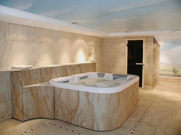 гибкий камень_ванная