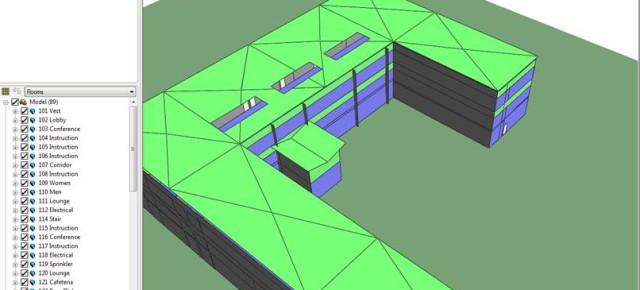 Настройка модели Revit перед экспортом в IES VE